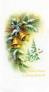 vánoční ratolesti