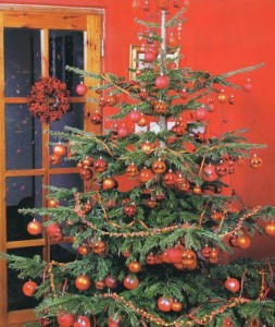 Stromek jako symbol slunovratu
