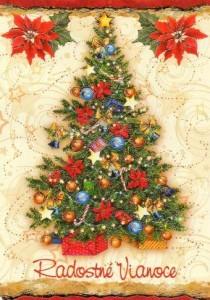 Tradice vánočních stromků